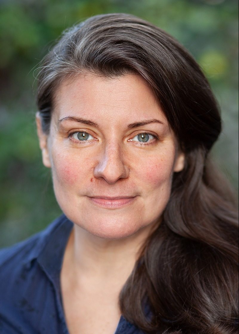 Polly Lister in The Hound of the Baskervilles at Bolton Octagon
